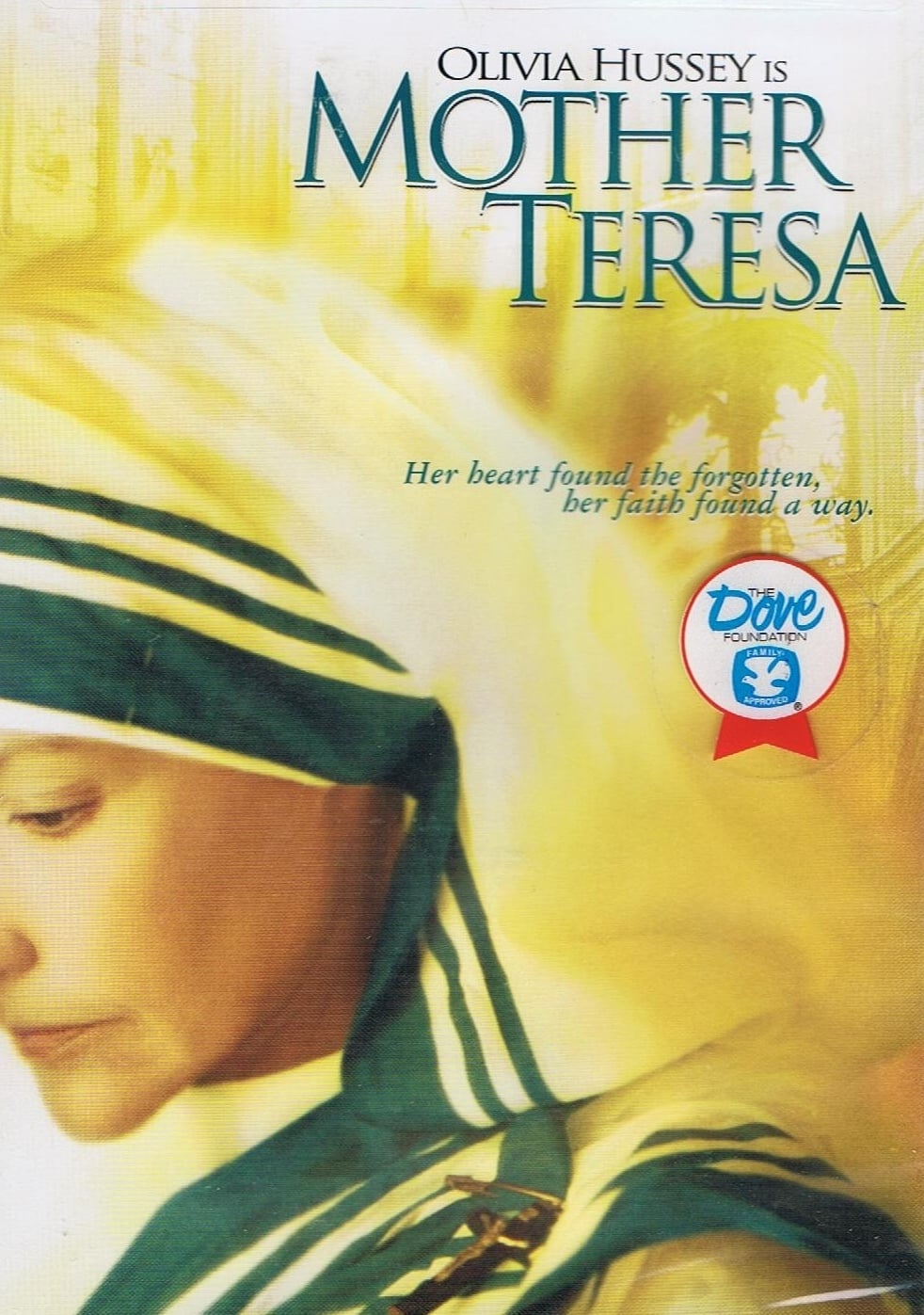 "Poster for the movie ""Mother Teresa of Calcutta"""